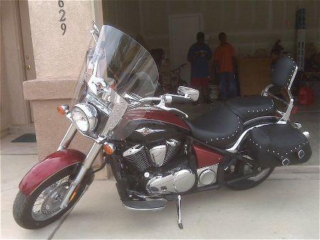 2008 Kawasaki Vulcan 900 classic LT | Wheelers